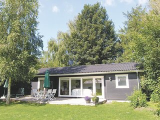 Nice home in Kirke Hyllinge w/ WiFi and 2 Bedrooms