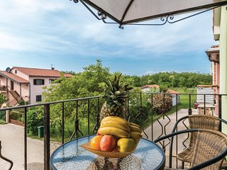 Nice home in Novigrad w/ WiFi and 2 Bedrooms