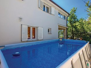 Beautiful home in Ledenice w/ WiFi and 4 Bedrooms