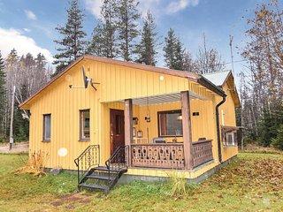Nice home in Sysslebäck w/ 1 Bedrooms