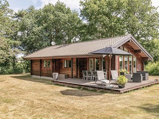Stunning home in Ronne w/ Sauna, WiFi and 3 Bedrooms