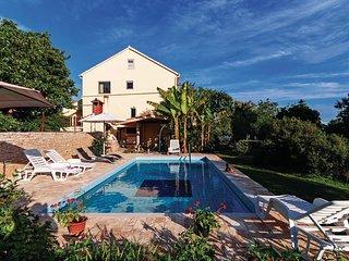 Amazing home in Kozino w/ WiFi and 8 Bedrooms (CDZ210)