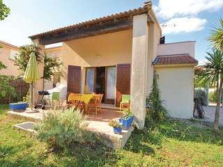 Nice home in Cervione w/ WiFi and 3 Bedrooms