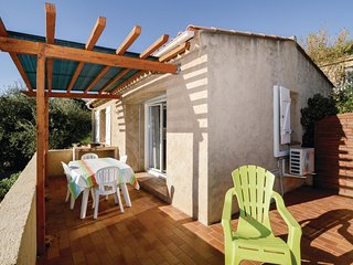 Amazing home in Ile Rousse w/ WiFi and 1 Bedrooms
