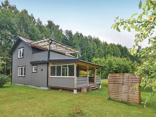Stunning home in Munkfors w/ WiFi and 2 Bedrooms