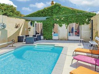 Amazing home in La Redorte w/ WiFi and 4 Bedrooms