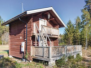 Stunning home in Ambjörby w/ Sauna, WiFi and 1 Bedrooms (S73135)