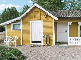 Beautiful home in Ronneby w/ WiFi and 0 Bedrooms