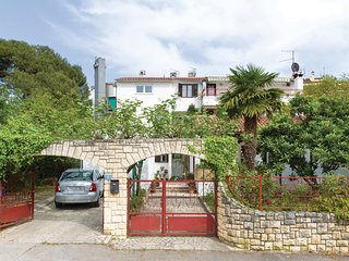 Amazing home in Rovinj w/ WiFi and 2 Bedrooms