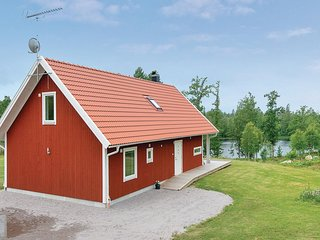 Nice home in Holmsjö w/ 3 Bedrooms