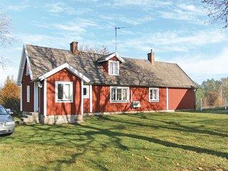 Nice home in Olofström w/ 3 Bedrooms