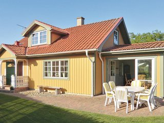 Awesome home in Sölvesborg w/ 3 Bedrooms (S03496)