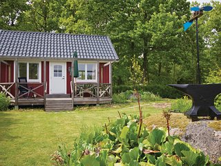 Stunning home in Ronneby w/ 1 Bedrooms