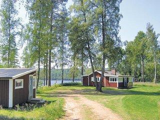 Beautiful home in Mullsjö w/ 2 Bedrooms (S04055)