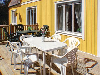 Amazing home in Markaryd w/ Sauna and 6 Bedrooms (S04227)