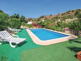 Stunning home in La Parata, Mojacar w/ WiFi and 3 Bedrooms