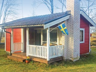 Awesome home in Markaryd w/ 1 Bedrooms