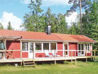 Stunning home in Annerstad w/ Sauna and 2 Bedrooms