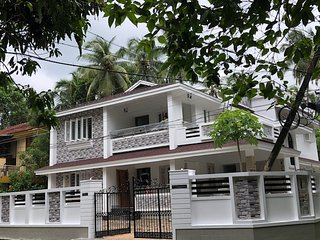 Family Home stay with AC rooms in Temple Town Guruvayur.