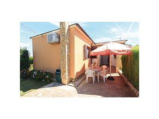 Amazing home in Liznjan w/ WiFi and 2 Bedrooms (CIZ273)