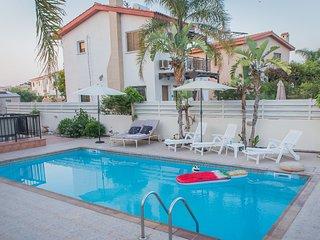 Villa Niki (Private pool, 30 meters from beach,Near to Nissi Beach)