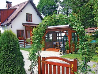 Awesome home in Zelezny Brod w/ WiFi and 1 Bedrooms