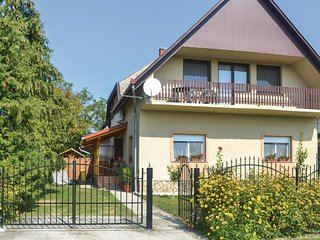 Stunning home in Balatonfenyves w/ WiFi and 2 Bedrooms