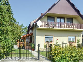 Beautiful home in Balatonfenyves w/ WiFi and 3 Bedrooms
