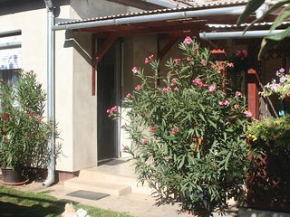 Stunning home in Balatonlelle w/ WiFi and 3 Bedrooms (UBF846)