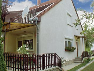 Stunning home in Balatonfenyves w/ WiFi and 4 Bedrooms