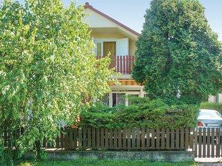 Beautiful home in Balatonlelle w/ 2 Bedrooms (UBF848)