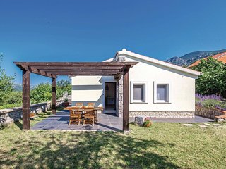 Beautiful home in Grizane w/ WiFi and 2 Bedrooms