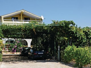 Beautiful home in Biograd w/ WiFi and 1 Bedrooms