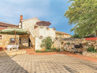 Awesome home in Orbanici w/ WiFi and 1 Bedrooms