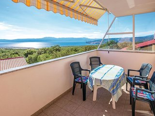 Nice home in Smrika w/ WiFi and 1 Bedrooms