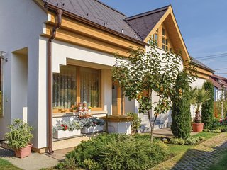 Stunning home in Keszthely w/ 2 Bedrooms