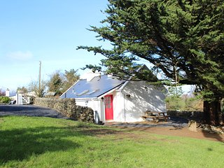 Newly renovated cottage at the foot of Croagh Patrick