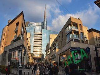 Deliziosa mansarda in Corso Como In the hearth of Milan