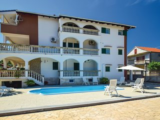 Nice home in Vodice w/ WiFi and 1 Bedrooms