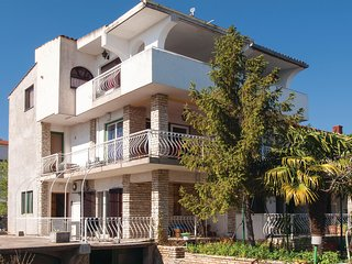 Amazing home in Vodice w/ WiFi and 1 Bedrooms