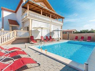 Nice home in Biograd na Moru w/ WiFi and 2 Bedrooms