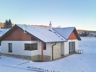 Amazing home in Lipno nad Vltavou w/ WiFi and 3 Bedrooms
