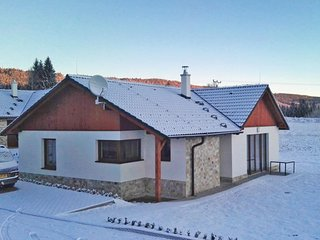 Amazing home in Lipno nad Vltavou w/ WiFi and 3 Bedrooms (TBB812)