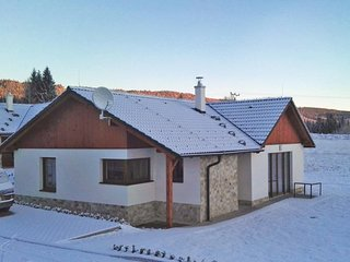 Stunning home in Lipno nad Vltavou w/ WiFi and 3 Bedrooms (TBB813)