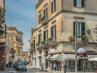 Nice home in Lecce LE w/ WiFi and 1 Bedrooms
