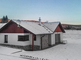 Beautiful home in Lipno nad Vltavou w/ WiFi and 3 Bedrooms