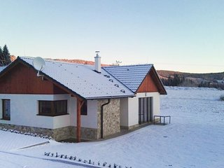 Stunning home in Lipno nad Vltavou w/ WiFi and 3 Bedrooms