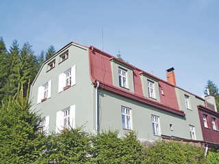 Stunning home in Bedrichov-Hranicna w/ WiFi and 8 Bedrooms (TBG160)