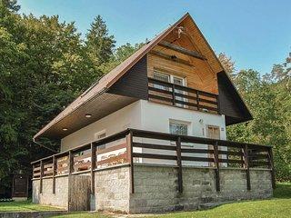 Amazing home in Smrdavka w/ 2 Bedrooms