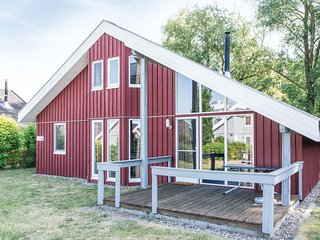 Awesome home in Rechlin w/ Sauna and 2 Bedrooms